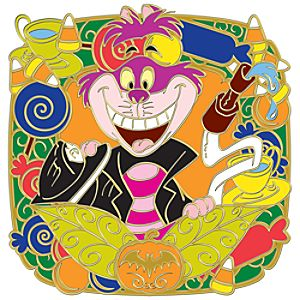 I Want Candy Series Cheshire Cat Pin