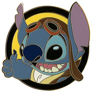 Poster Series Stitch Pin