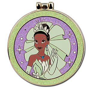Compact Series Princess Tiana Pin