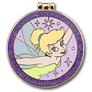Compact Series Tinker Bell Pin