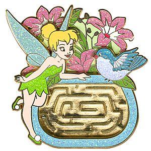 Maze Tinker Bell Pin