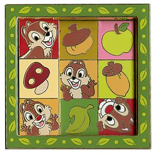 Slider Chip an Dale Pin