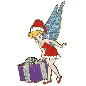 Santa Claus Series Tinker Bell Pin