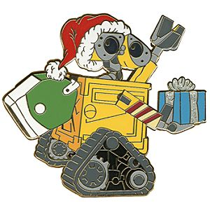 Santa Claus Series WALL•E Pin