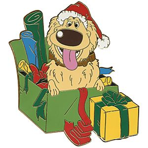 Santa Claus Series Dug Pin