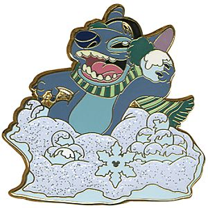 Snowball Series Stitch Pin