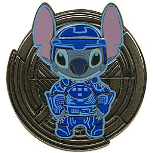 TRON Series Stitch Pin