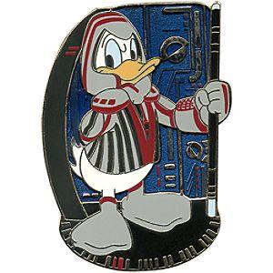 TRON Series Donald Duck Pin