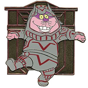 TRON Series Cheshire Cat Pin