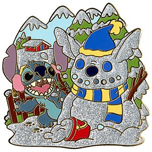 Snowman Series Stitch Pin