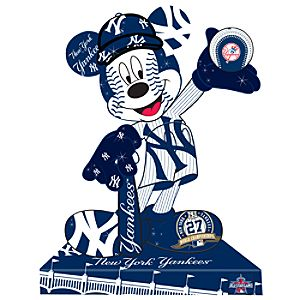 New York Yankees Mickey Mouse Pin