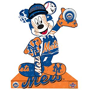 New York Mets Mickey Mouse Pin
