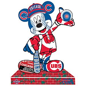 Chicago Cubs Mickey Mouse Pin