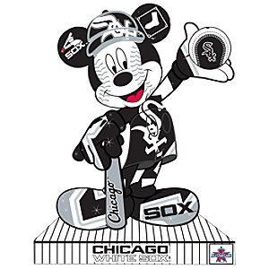 Chicago White Sox Mickey Mouse Pin