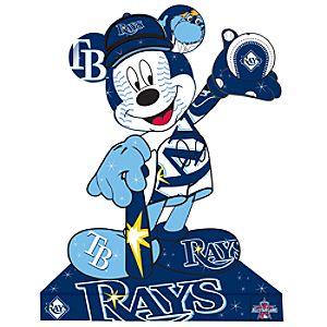 Tampa Bay Rays Mickey Mouse Pin
