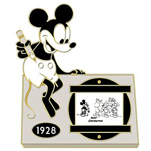 110th Legacy Collection Creation of Mickey Mouse Pin