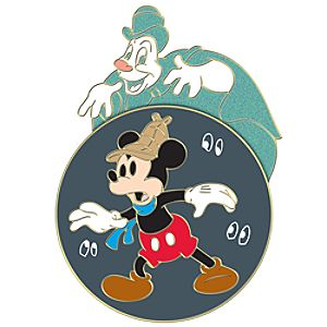 110th Legacy Collection Lonesome Ghosts Mickey Mouse Pin