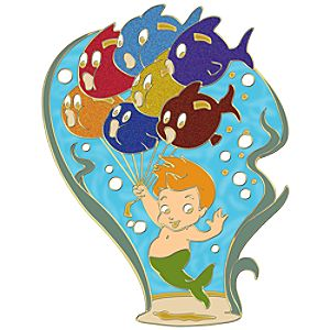 110th Legacy Collection Merbabies Pin