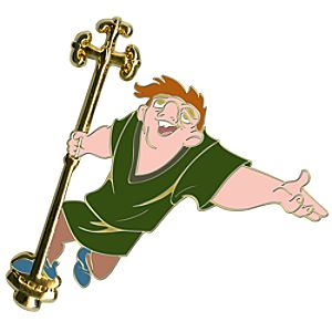 110th Legacy Collection Quasimodo Pin