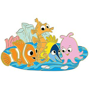 110th Legacy Collection Finding Nemo Pin
