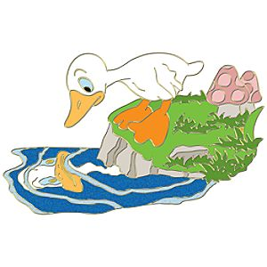 110th Legacy Collection The Ugly Duckling Pin