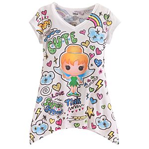 POP! Tinker Bell Tee for Girls