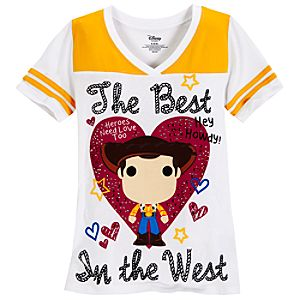 POP! Woody Tee for Girls
