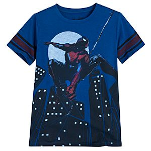 Spider-Man Tee for Boys by Mighty Fine