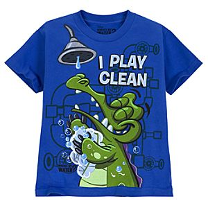 Wheres My Water? Swampy the Alligator Tee for Boys