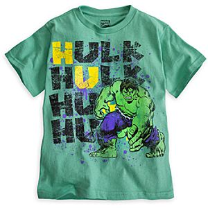 Hulk Tee for Boys