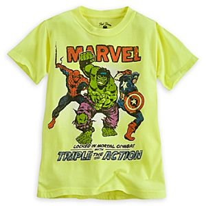 Marvel Tee for Boys