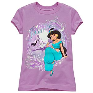 Jasmine Tee for Girls -- Made With Organic Cotton