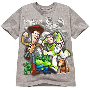 Toy Story Tee for Kids -- Made With Organic Cotton
