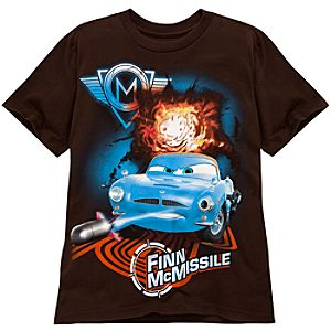 Finn McMissile Tee for Kids -- Made With Organic Cotton