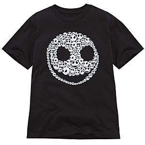 Organic Cotton Jack Skellington Tee for Kids