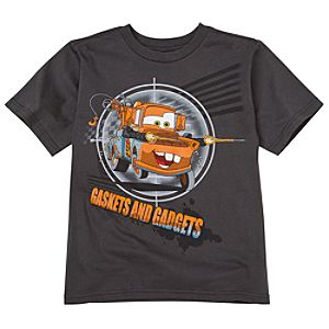 Gaskets and Gadgets Tow Mater Tee for Boys
