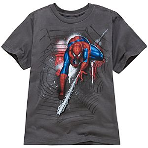 Spider-Man Tee for Boys -- Made with Organic Cotton