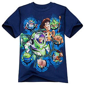 Toy Story Tee for Boys -- Made With Organic Cotton