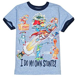 Ringer Muppets Gonzo Tee for Boys