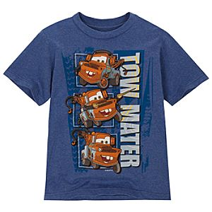 Cars 2 Tow Mater Tee for Boys