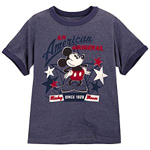 American Original Mickey Mouse Tee for Boys