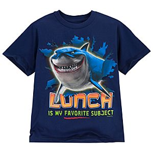 Bruce Tee for Boys - Finding Nemo
