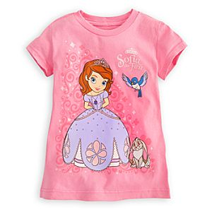 Sofia Tee for Girls