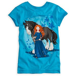 Merida Tee for Girls