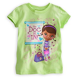 Doc McStuffins Tee for Girls