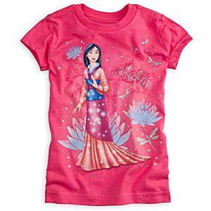 Mulan Tee for Girls