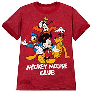 The Mickey Mouse Club Tee for Boys
