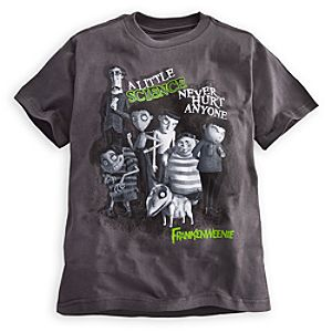 Frankenweenie Tee for Boys