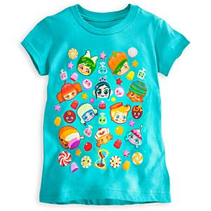Sugar Rush Tee for Girls - Wreck-It Ralph