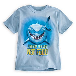 Finding Nemo Bruce Tee for Boys